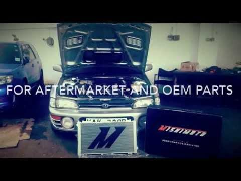 Import Performance Parts Kenya