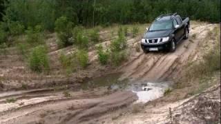 Nissan Pathfinder and Navara 2011 Videos