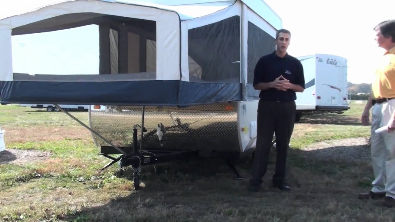 Inside Jayco Camping Trailers True Value Of Ownership