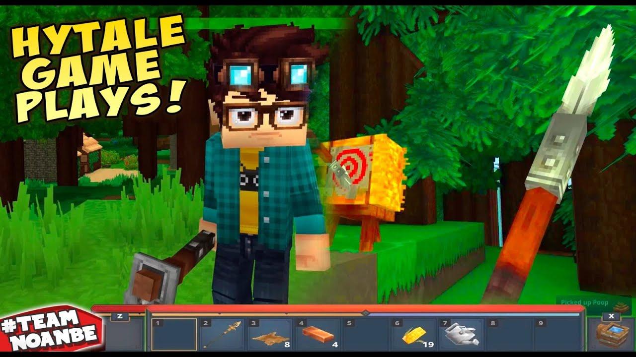 Hytale Gameplay (Todos los Gameplays de Hytale) Jugando Hytale