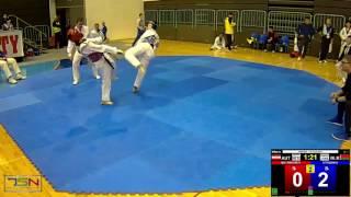 510 Yuliya STRUZHKO BLR vs Nadine MAYERHOFER AUT 11 5