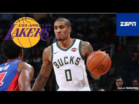 Lakers Sign Gary Payton II To Two-Way Deal