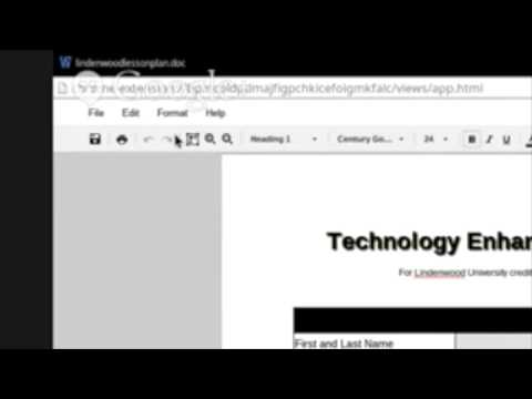 QuickOffice on Chromebooks