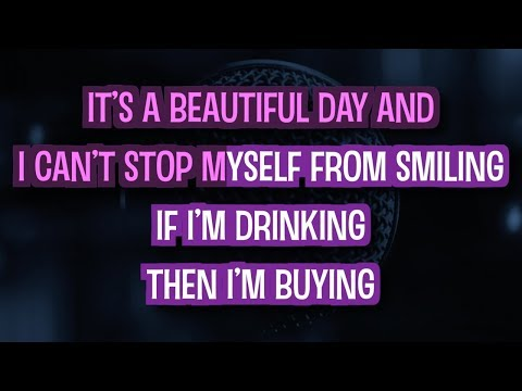 It's a Beautiful Day | Karaoke Version in the style of Michael Buble