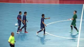 ฟุตซอลนัดอุ่นเครื่อง ทีมชาติไทย 4-1 ทีมชาติคูเวต
