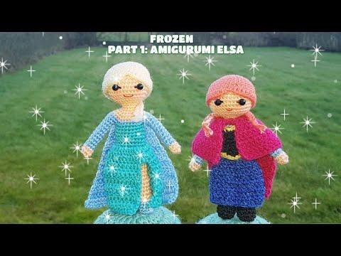 Elsa Doll from Frozen | Frozen crochet, Crochet dog patterns ... | 360x480