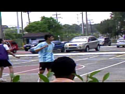 Soccer in the Panama University