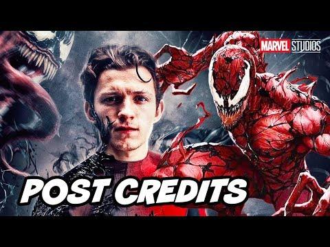 Spider-Man Far From Home Deleted Post Credit Scene And Venom 2 Breakdown