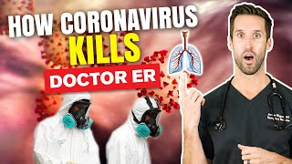 HOW DOES CORONAVIRUS KILL YOU? | How does COVID-19 Affect Body? | Doctor ER