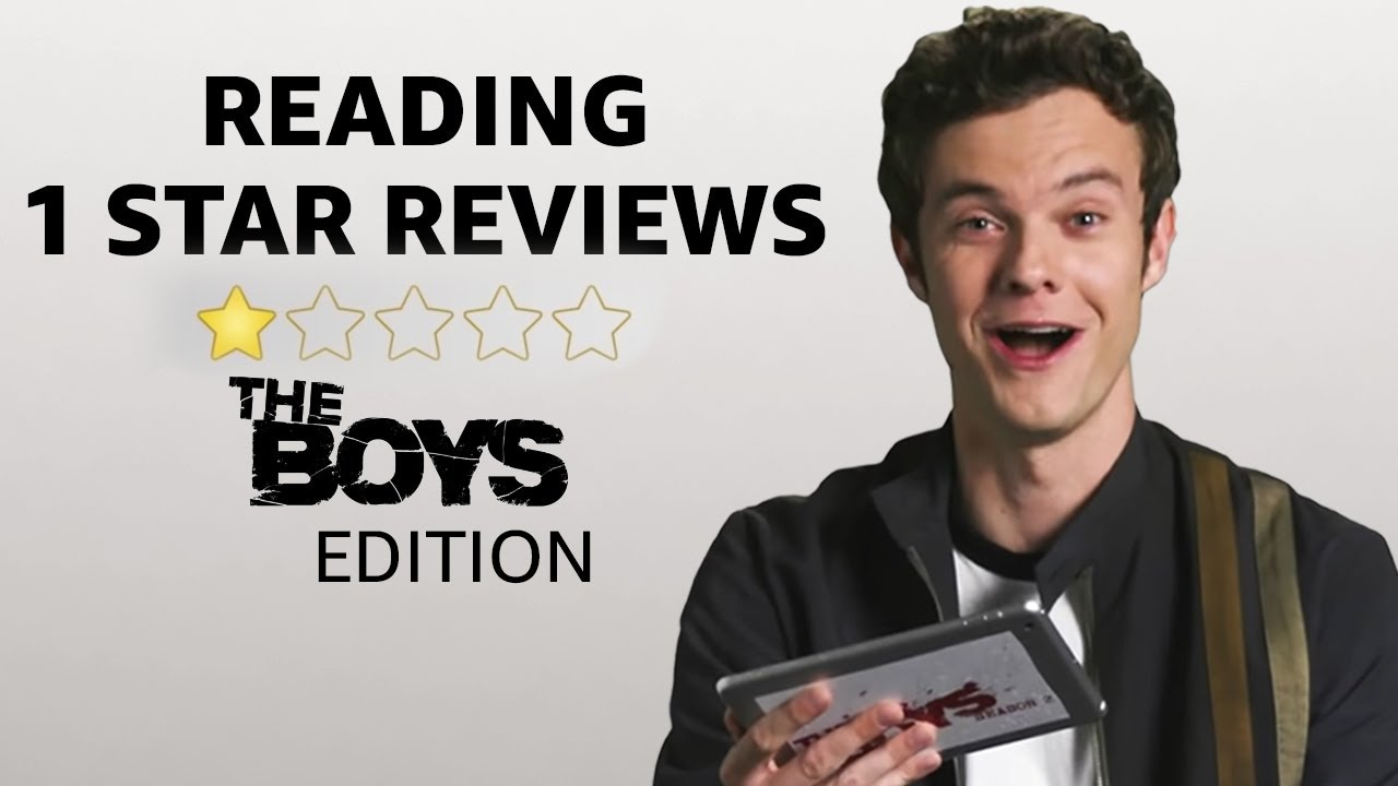 Download The Boys Series | Actors React to Bad Reviews | Prime Video