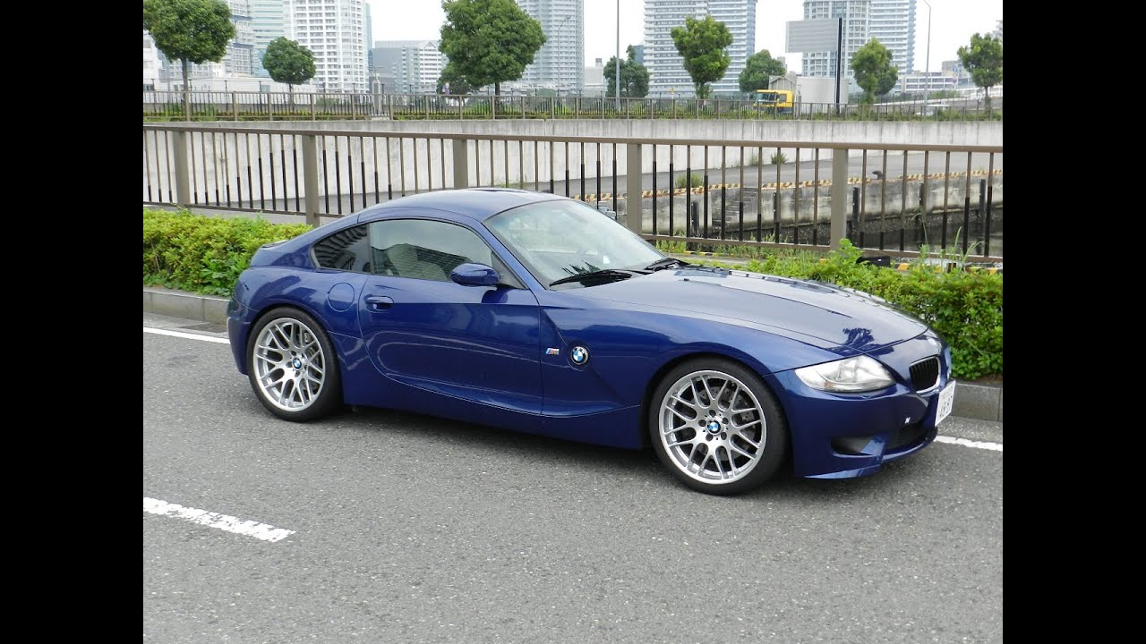 Bmw Z4 Mcoupe E86 2006 Youtube
