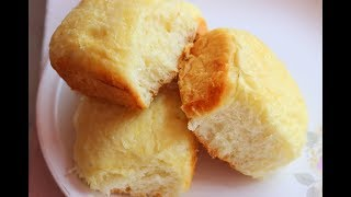 No Oven Milk/Cream  Bun Recipe Malayalam   ഓവൻ ഇല്ലാതെ പഞ്ഞിപോലുള്ള ബൺ    Anu