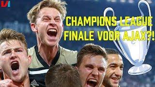 Frenkie de Jong Hoopt op Champions League-Finale: 'Zou Heel Mooi Zijn'