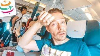 Heiß war es! Vietnam Airlines Business Class in der A321 | YourTravel.TV