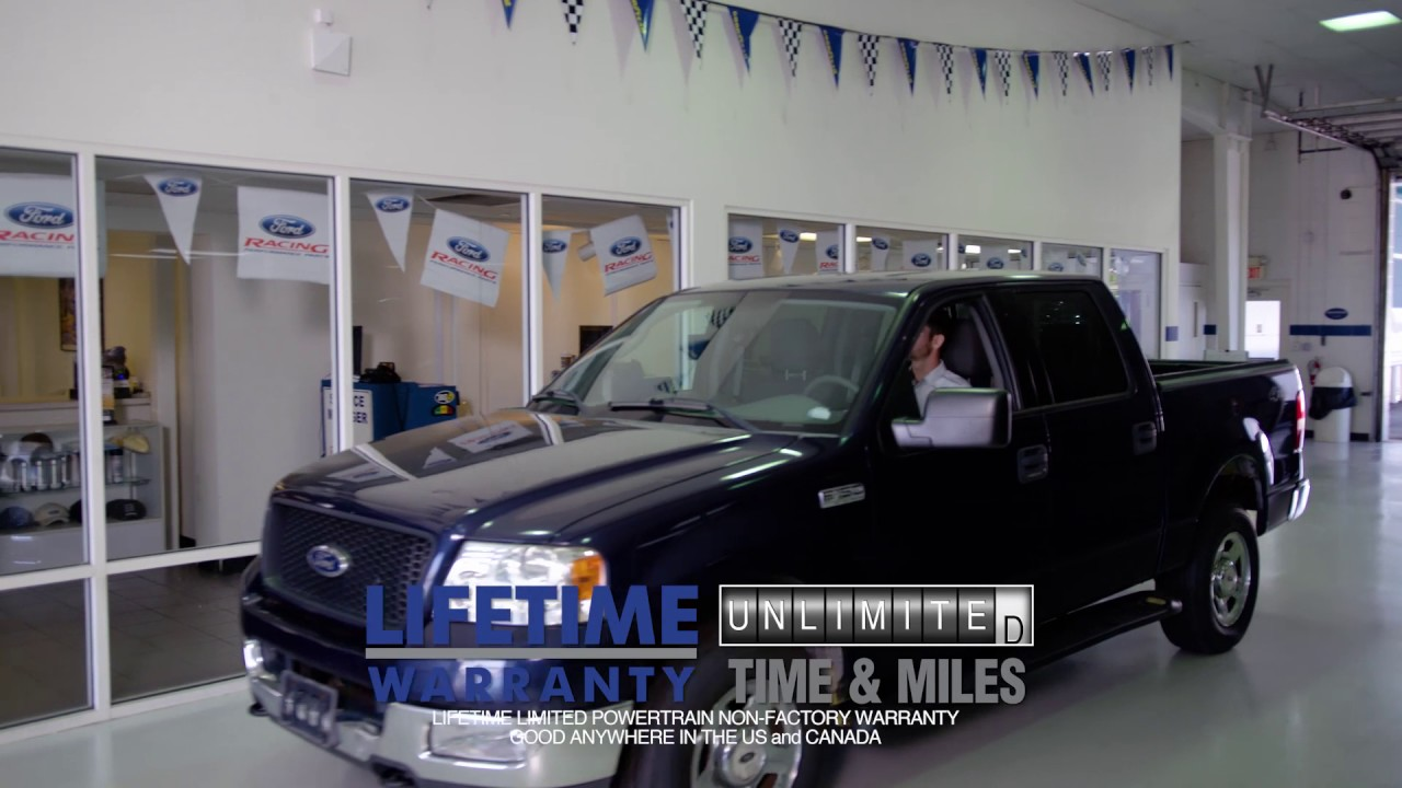 Why buy from ted russell ford in knoxville tennessee