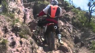 Trilha Serra de Três Pontas - CRISTA - 2010