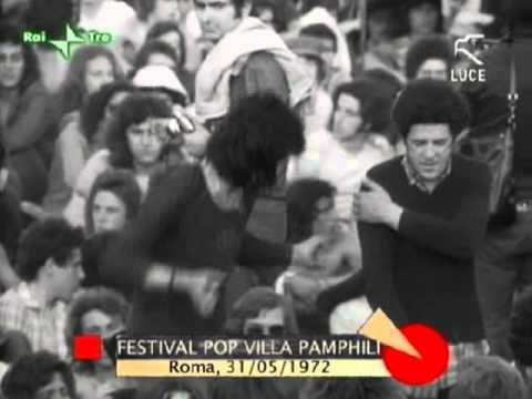 FORUM LIVII Festival di Villa Pamphili 1972