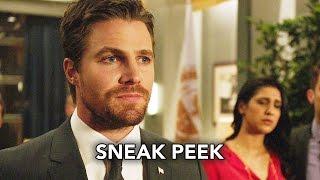 """Arrow 5x16 Sneak Peek """"Checkmate"""" (HD) Season 5 Episode 16 Sneak Peek"""