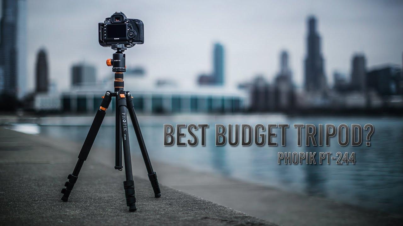 Phopik PT-244 Budget Tripod Review...