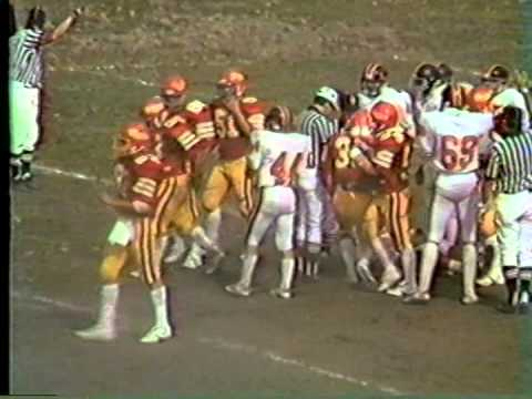 North Bergen Vs Memorial 1984