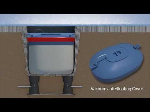 Mirae Industry  Water Meter Box Cover