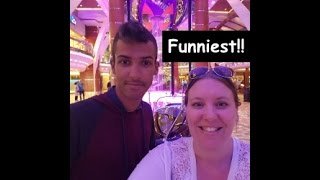 Final Episode (and it's a good one!) Oasis of the Seas Cruise [Vlog ep19]