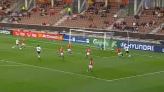 Frauen EM 2009 Halbfinale Deutschland vs Norwegen Highlights