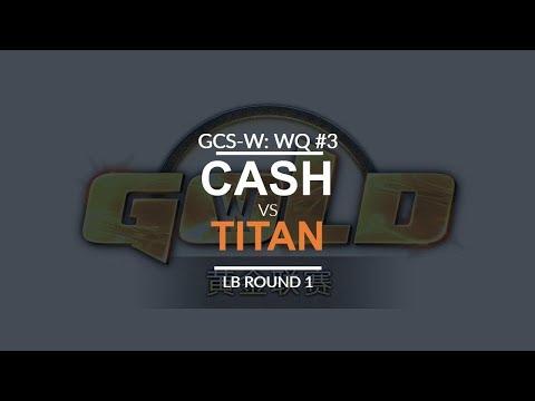 GCS:W 2017 Western Quali 2 - LB R2: [O] Cash vs. Titan [N]