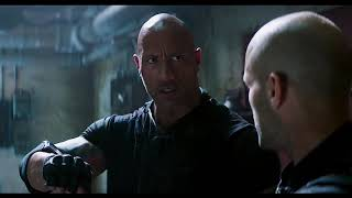 *Fast & Furious Presents: Hobbs & Shaw*(English) action comedy buddy cop movie