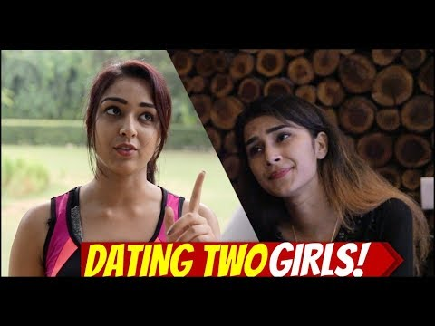 movie about girl dating two guys