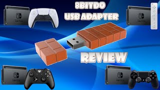 8bitdo Wireless USB Adapter Review (Video Game Video Review)