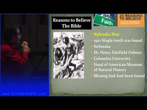 Reason 10: The Human Fossil Record