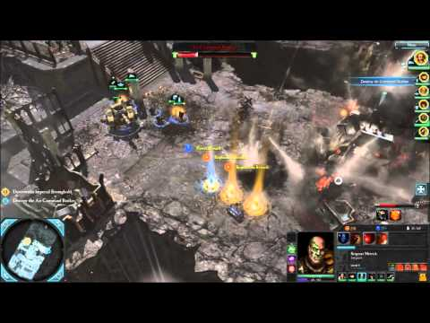 Warhammer 40k dawn of war 2 retribution Imperial guard RS10 P87 |