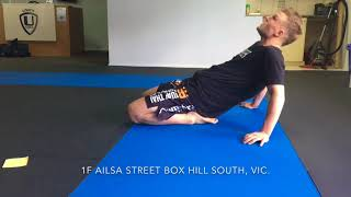 MMA STRETCHING/FLEXIBILITY FOR BEGINNERS