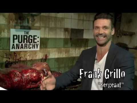 The Purge: Anarchy (2014) Interview With Frank Grillo