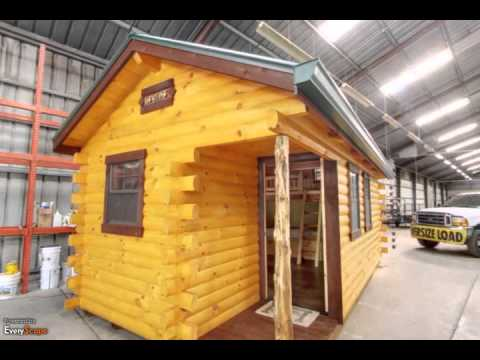 Palmetto Portable Log Cabins, LLC | Camden, SC | Portable Log Cabins