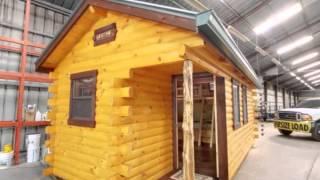 Palmetto Portable Log Cabins, Llc   Camden, Sc   Portable Log Cabins
