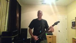 Watch the Children Pray by Metal Church (Guitar Cover)