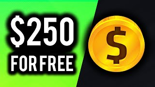 Earn $250 Per Day For FREE! 💻 Make Money Online 2019 (Step By Step)