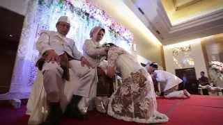 Cinematic Full Movie - Nanda & Nisha Wedding (Acara Adat, Akad Nikah & Resepsi)