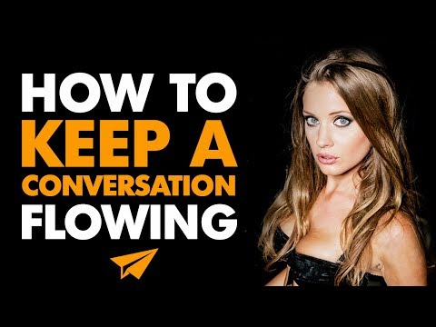 how to talk to a guy you just started dating