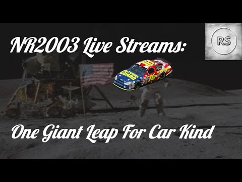 NR2003 Live Stream | One Giant Leap For Carkind