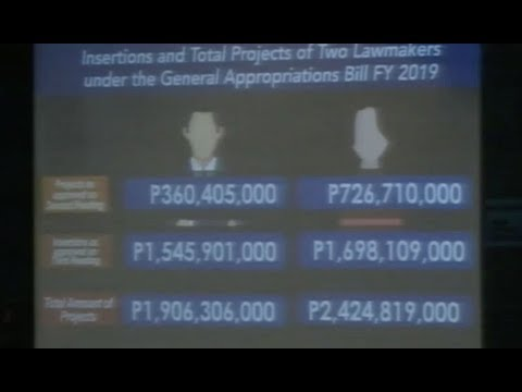 Lacson bares one district to get P500M for farm to market roads