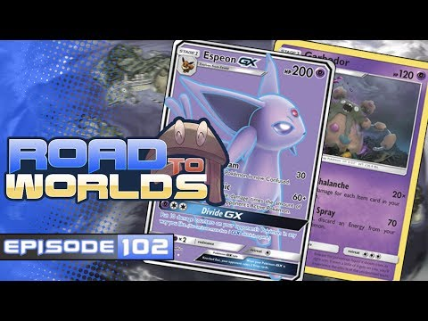 SECOND BEST DECK IN THE FORMAT: Espeon GX with Garbodor! [Pokemon TCG Online]