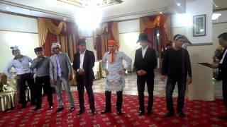 УЙГУРСКОЙ СВАДЬБЕ Мини Спектакль МЕГАЮМОР(Uighur Almaty) Shuhrat Prod.Inc