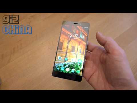 Thumbnail: First: Elephone P9000 Android 6 0, Helio P10 unboxing and hands on