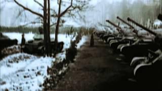 Die Russische Armee ist zum Kampf bereit - damals wie heute