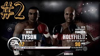 Fight Night Champion Fight Now! Mike Tyson (#2) [2018]
