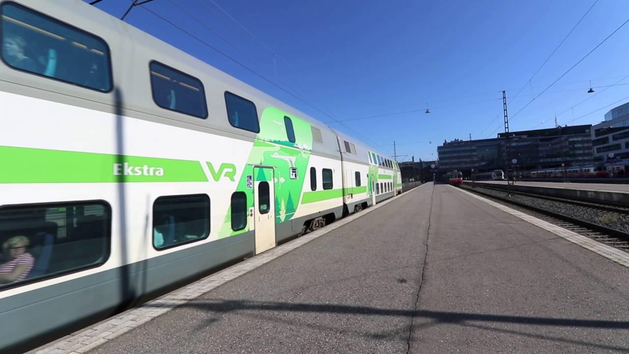 Tampere Turku Juna