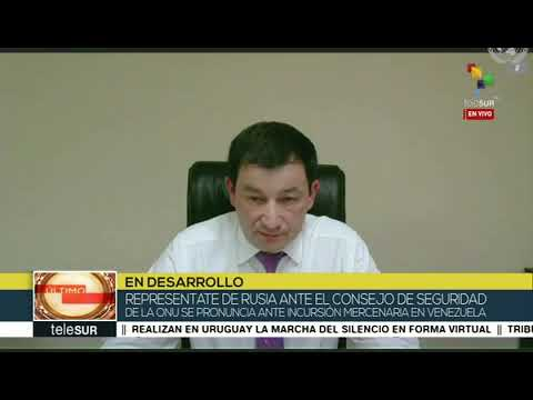 Reunión del Consejo de Seguridad de la ONU sobre Venezuela, 20 de mayo de 2020